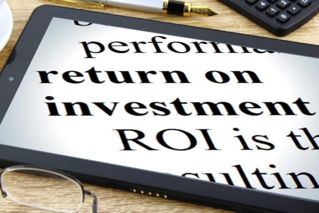 Return on investment: Why ROI for training does not matter