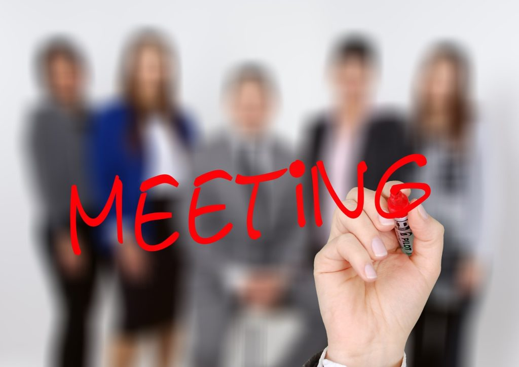 learn the top 5 principles for effective meetings