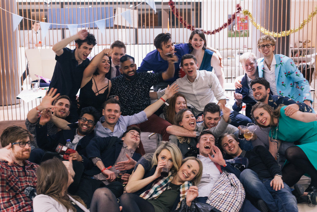 Something to celebrate: Staff Christmas parties are a good sign for SMEs