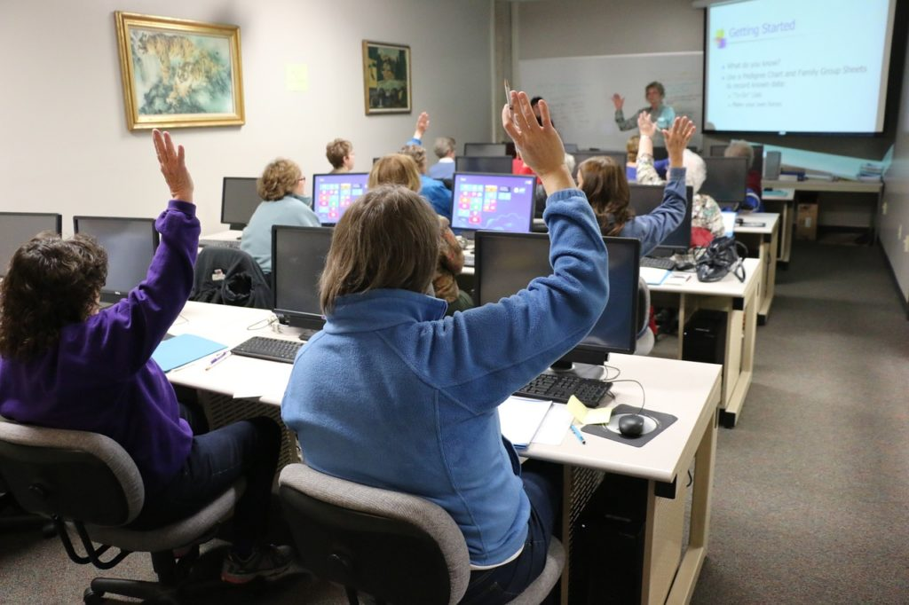 Train the Trainer courses: make sure your workplace training is effective