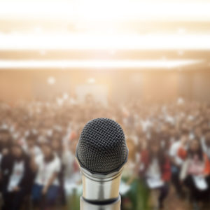 Why Public Speaking Training is Right for You