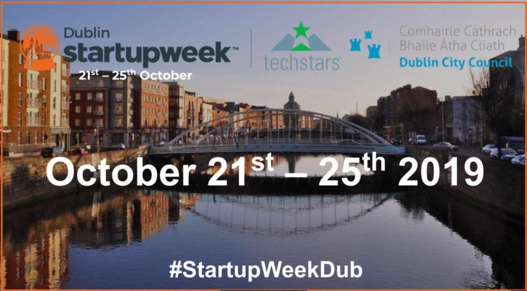 Techstars Startup Week Dublin 2019