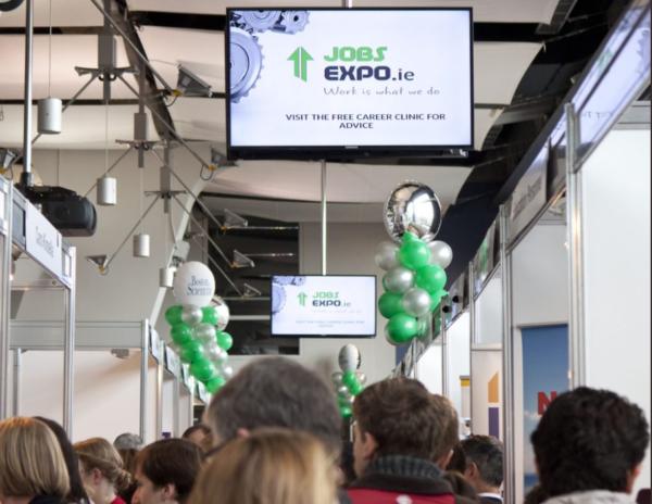 Career Advice and Opportunities at Cork Jobs Fair