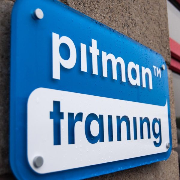 Study on your own time in 2020 with Pitman