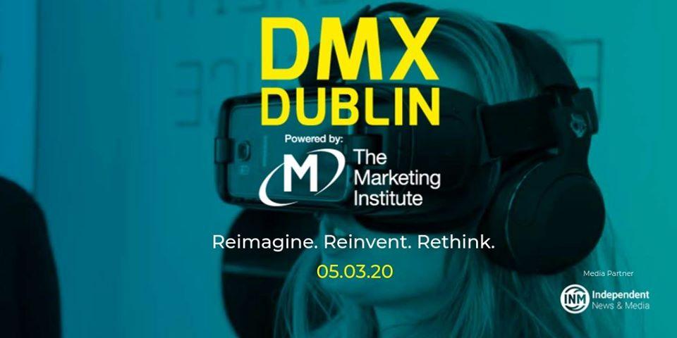 DMX Dublin Marketing Event