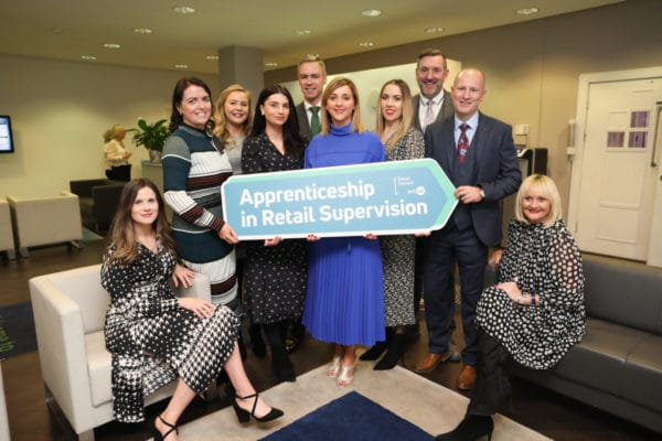 Apprenticeship in Retail Supervision Launch
