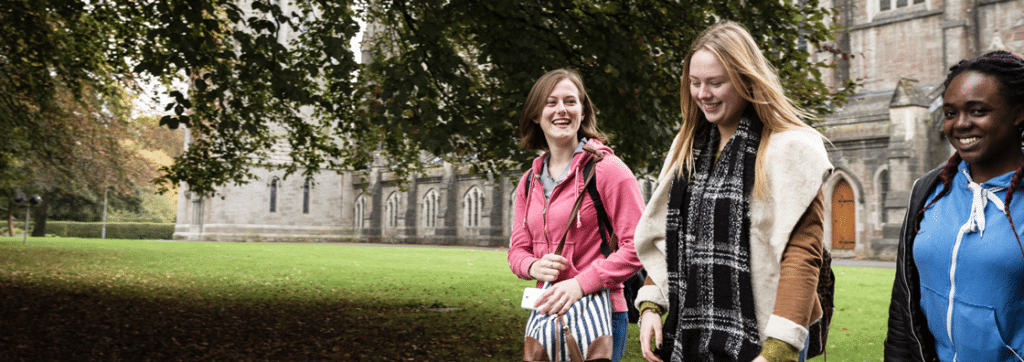2020 Postgraduate Open Day at Maynooth University