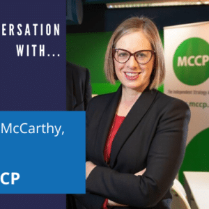In Conversation with… Kay McCarthy