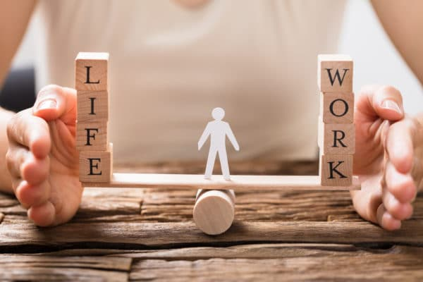Work Life Balance & Well Being Training Courses