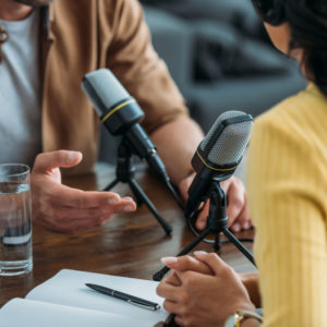 Podcasting: Connect with Your Customer